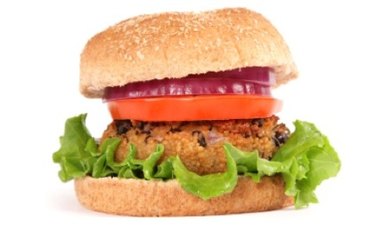 5 Veggie Burgers to Love