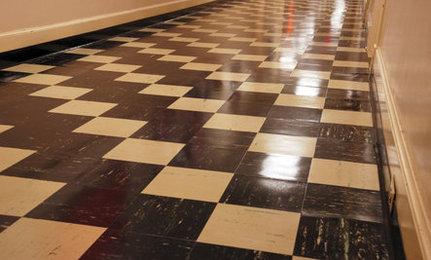 Reconsidering Linoleum Flooring Care Healthy Living - Best place to buy linoleum flooring