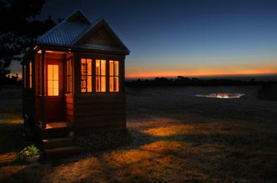 Tiny Houses Create More Freedom