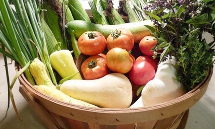 5 Tips for CSA Cooking