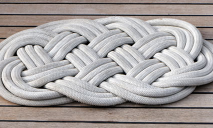 Ahoy! DIY Decorating With Nautical Knots