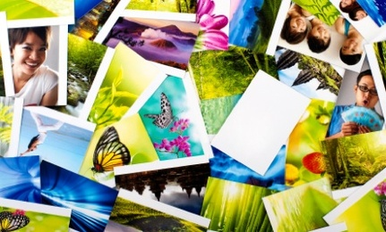 Positivity: Creating a Vision Board