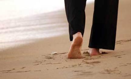 4 Walking Yoga Meditations
