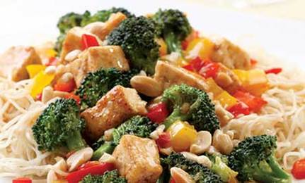 Simple recipes for lunch vegetarian