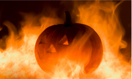 Prevent House Fires this Halloween