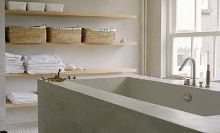 Delicieux Bathroom Storage: Open Shelving