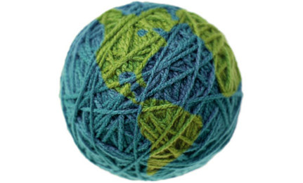 Recycle Yarn: Rip Out a Sweater and Reuse It!