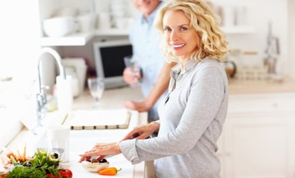 8 Benefits of Home Cooking