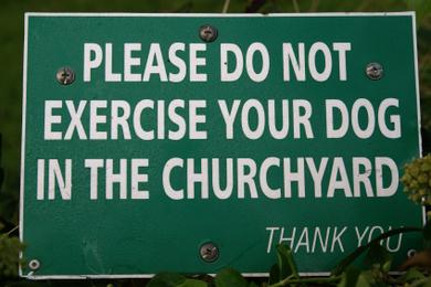 10 Funniest Church Signs