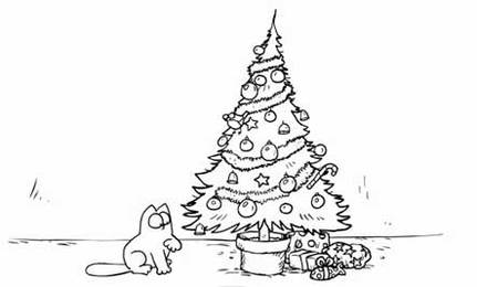 Christmas Cat Cartoon (video) | Care2 Healthy Living