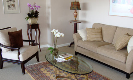 Feng Shui For Living Rooms