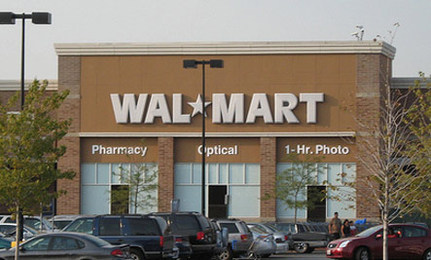 Wal-Mart Takes a Healthy Turn