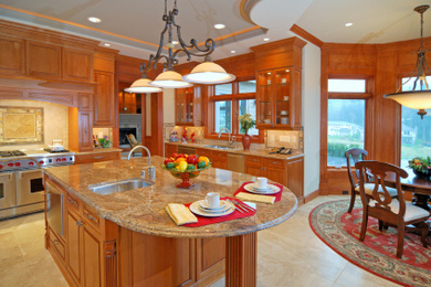 Feng Shui For Kitchens