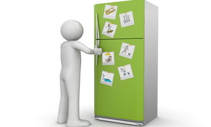 Is Your Refrigerator Running� On Too Much Energy?
