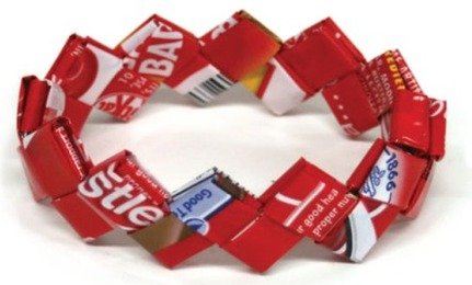 Recycle Valentine's Candy Wrappers With Easy DIY Project
