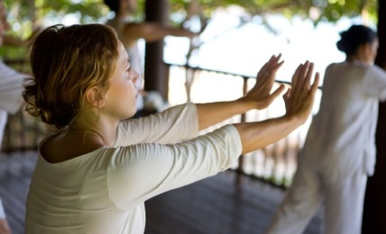 Tai Chi to Lose Weight and Ease Depression