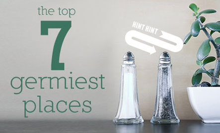 The 7 Germiest Public Places