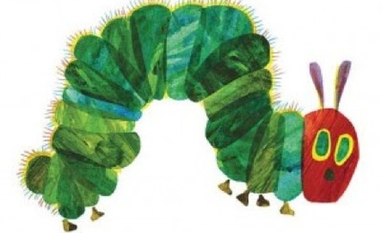 The Very Hungry Caterpillar: A Cautionary Tale?