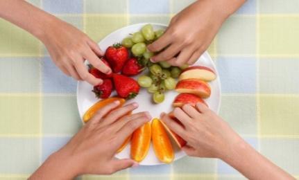 Get Children to Eat Healing Foods