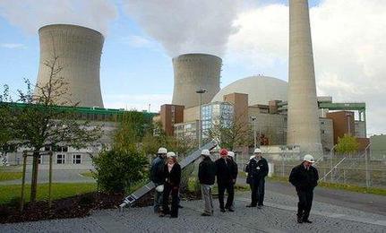 Seven German Nuclear Plants to Shut Down