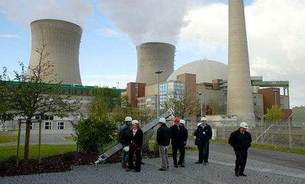Nuclear Power Dropped in Germany?