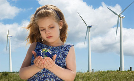 Renewable Energy: Kid Powered Play