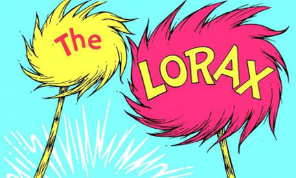 Revisit The Lorax On Earth Day