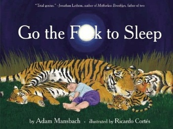 Parent's Nighty-Night Book Sprinkled with F-Bombs