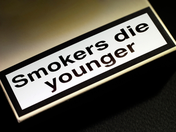 Gross! Will New Cigarette Labels Finally Turn Kids Off to Smoking?