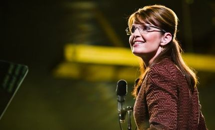Dear Sarah Palin… Love, God