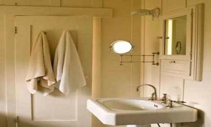 Bathroom: Organic Cotton Towels