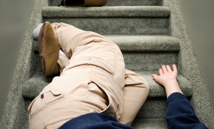 6 Things That Cause the Elderly to Fall