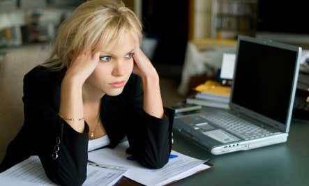 unhappy with job
