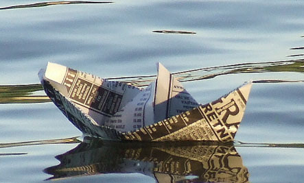 15 Ways to Reuse Newspaper