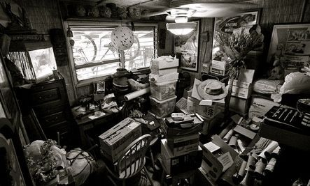 Clutter: What If It Hurts To Let Go?