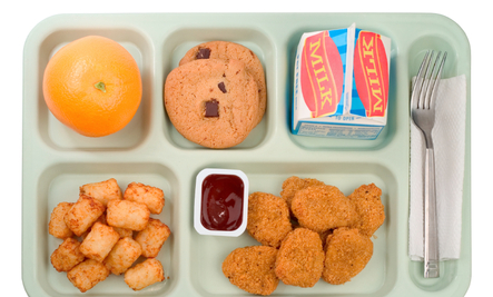 School Lunches Suck: So What Are You Going to Do About It?