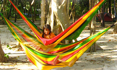 Yellow Leaf: Hammocks that Heal
