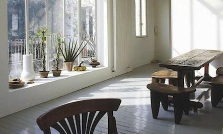 Shine On: Glossy Painted Floors