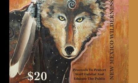 Most-Endangered Wolves Get Stamp