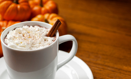 The Guilt-Free Pumpkin Spice Latte