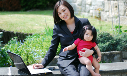 Best Cities for Working Moms