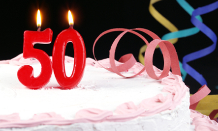 On Turning 50