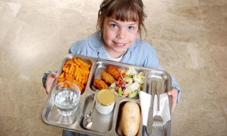 How to Start a School Lunch Revolution – Book Giveaway!