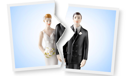 The Silent Suffering of Divorce