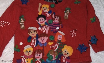 11 Magnificently Ugly Christmas Sweaters Care2 Healthy Living