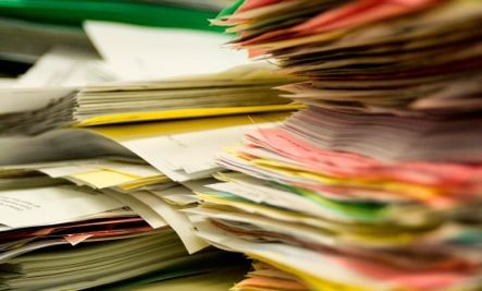 Overcoming Resistance: Paper Clutter
