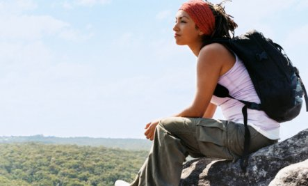 Weight Loss: Move Pebbles, Not Mountains