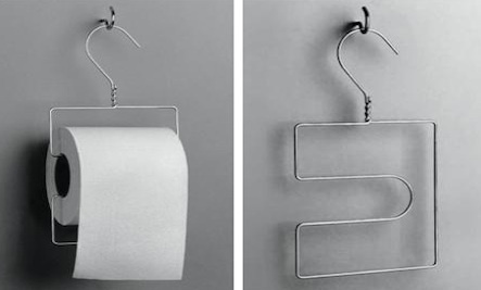On A Roll: 5 Attractive Toilet Paper Holders