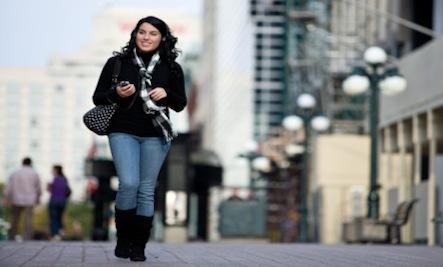 Headphone-Wearing Pedestrians at Risk