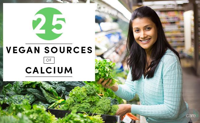Top 25 Vegan Sources For Calcium | Care2 Healthy Living IX56